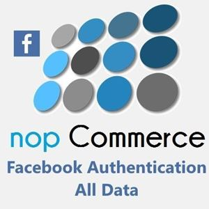 Facebook authentication NopCommerce plugin