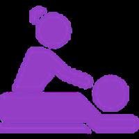 Massaggio relax schiena/gambe